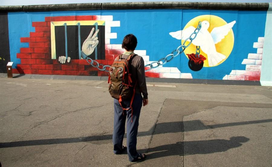 На Берлинской Стене