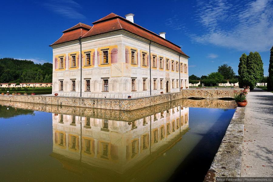 Замки Чехии - Кратохвиле