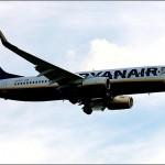 Аварийная посадка RIANAIR