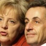 Меркель и Саркози ищут пути выхода из кризиса