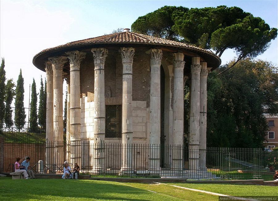 Рим - вечный город