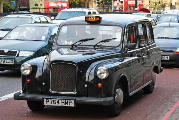 Лондонское такси лучшее в мире