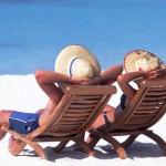 принятие солнечных ванн приводит к высыханию клеток лобных долей головного мозга