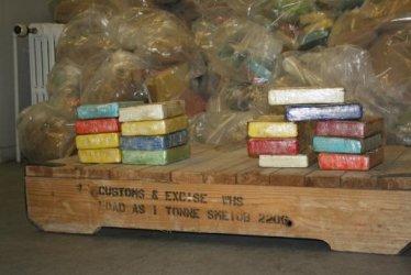 Полиция нашла на яхте 1,2 тонны кокаина
