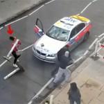 Девушка-посол Олимпиады-2012 участвовала в погромах