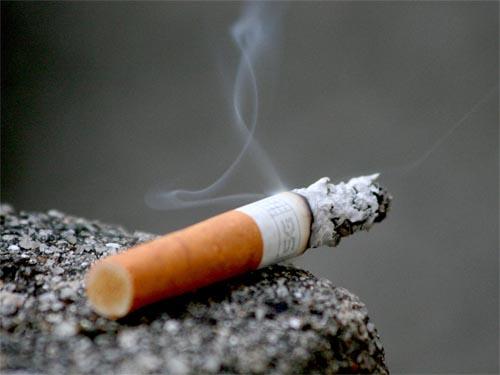 Противопожарные сигареты сократят число смертей