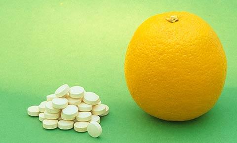 Витамин С защищает от остеопороза