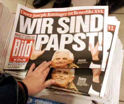Таблоид претендует на звание самой большой газеты в мире