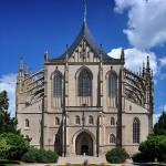 Средневековый чешский город Кутна гора