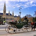 Вена - оживленная австрийская столица