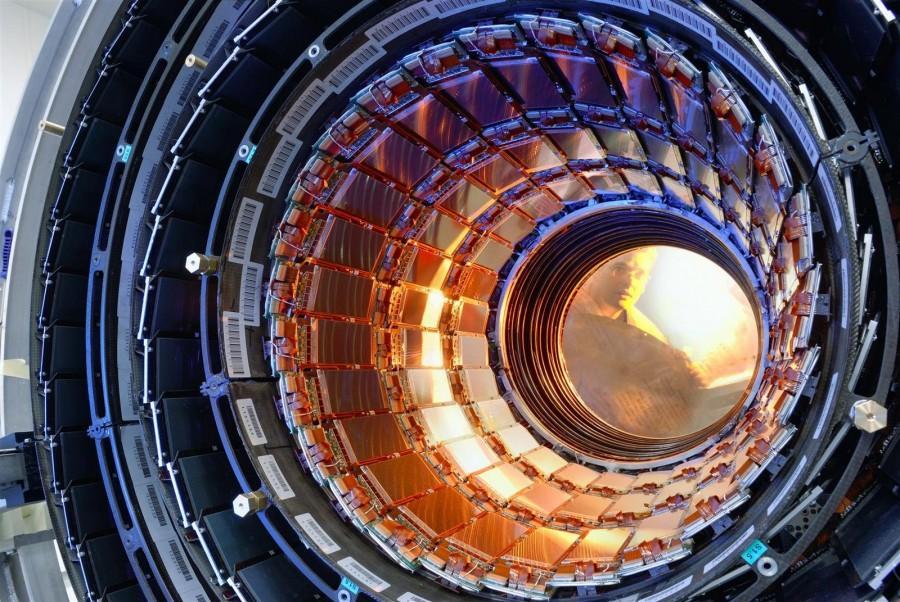 Большой Андронный Коллайдер - красота технической мысли