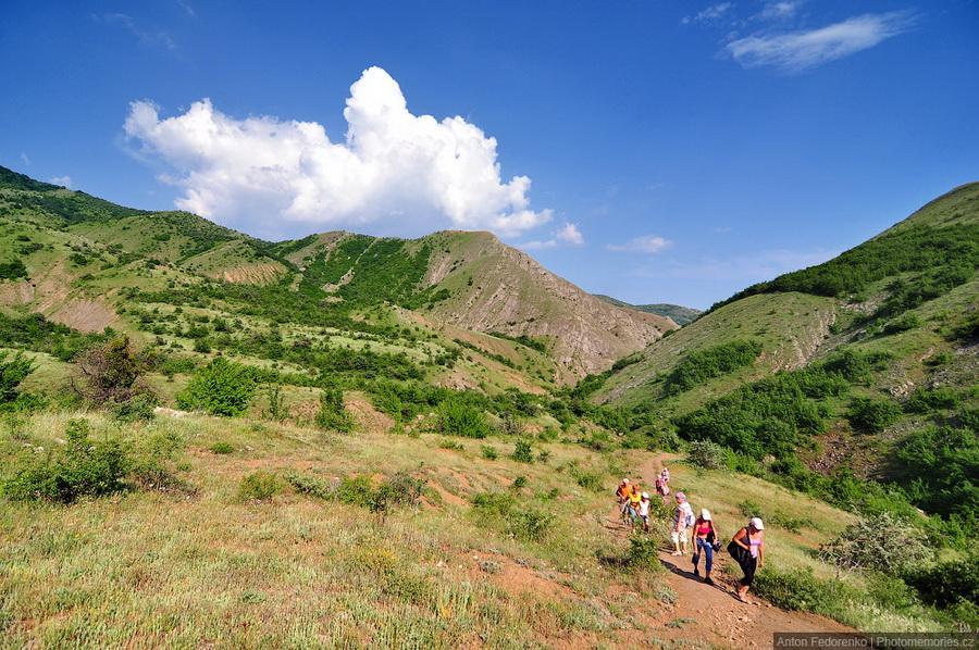 Крымская долина Арпат