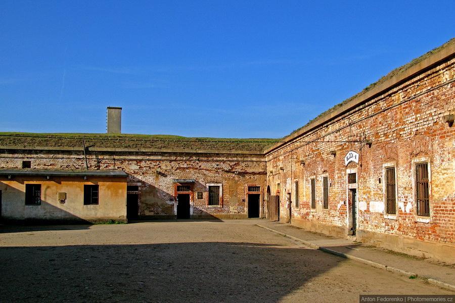 Терезин - грустный памятник крупнейшему еврейскому Гетту