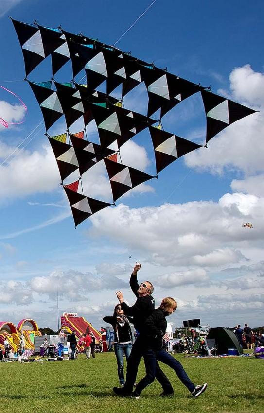 25-ый фестиваль воздушных змеев