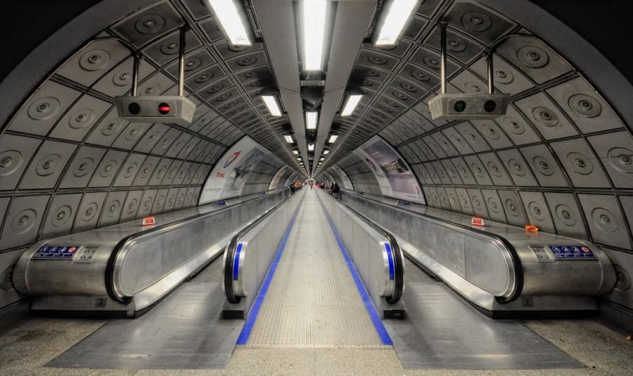 Лондон - станция Waterloo