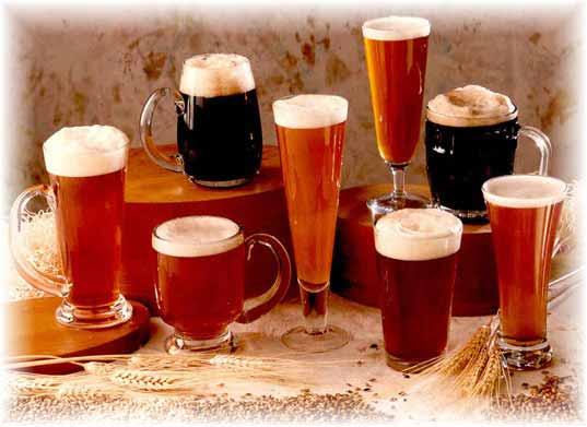 Из чего 200 лет назад делали пиво?