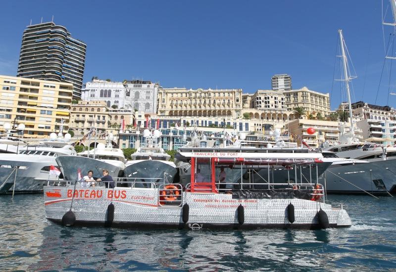 Супер выставка яхт мира в Монако