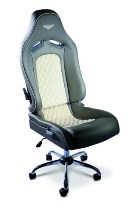 Офисное кресло от самого быстрого Supersports  Bentley