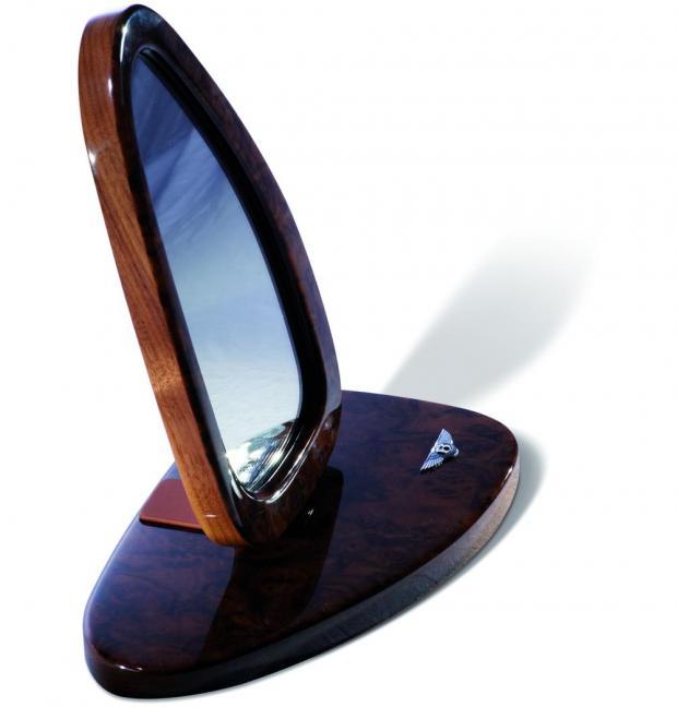 Зеркало - орех, зеркала от Bentley Mulsanne