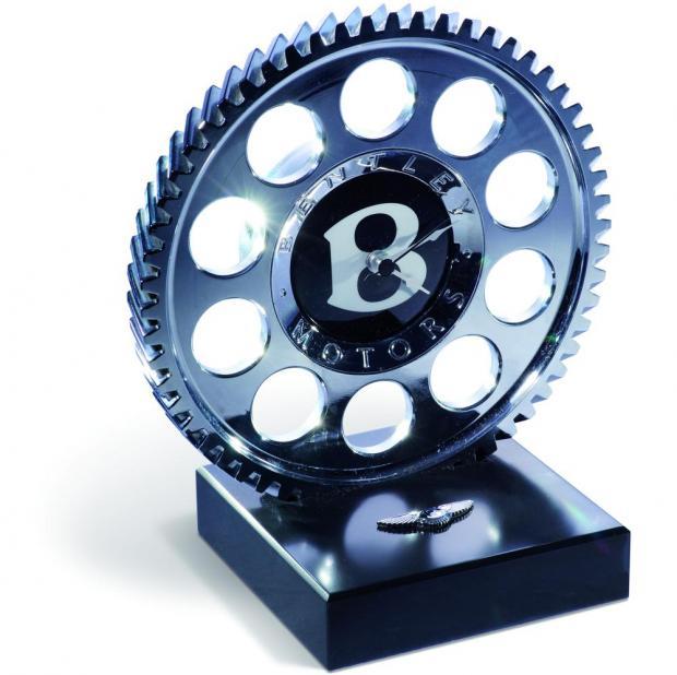 Часы - шестерня Bentley, точность и качество крутящего момента
