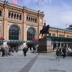 Ганновер - самый шумный город Германии