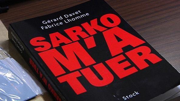"Скандальная книга ""Меня убил Сарко"""