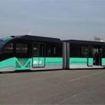Автобусотрамвай создали в Германии