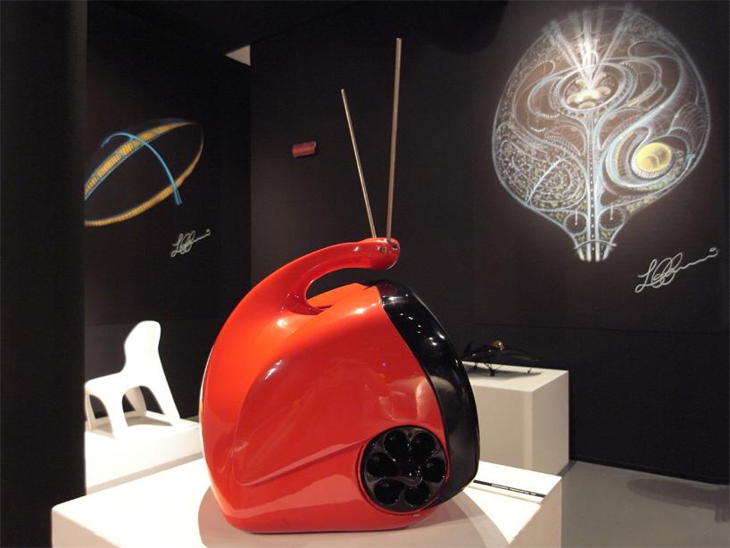 Биодизайн от Луиджи Колани - техника для дома