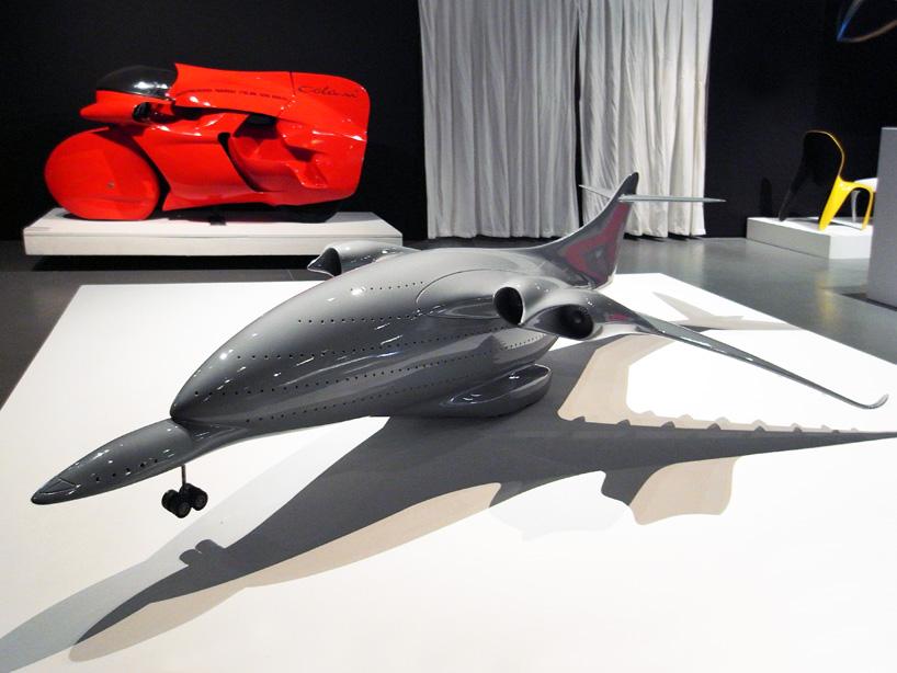 Биодизайн от Луиджи Колани - авиация будущего