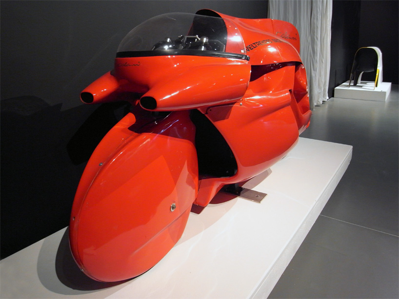 Биодизайн от Луиджи Колани - аэродинамика в реальности