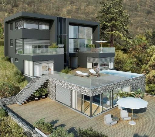 Элитный домв в Швейцарии