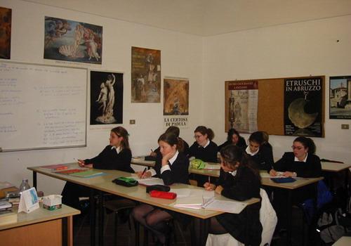Итальянским школьникам неинтересно в школе