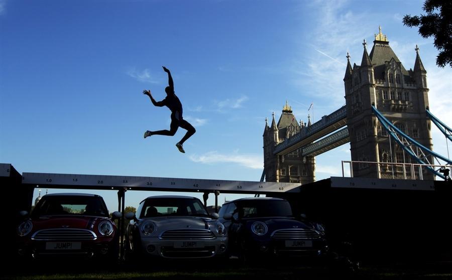 Прыжок, длиною в три машины