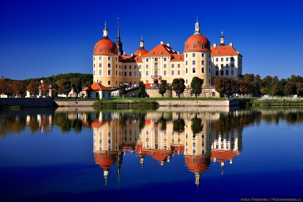 Замок Моритзбург