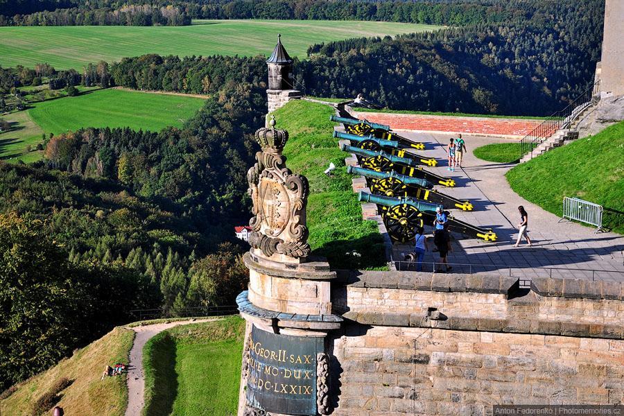 Крепость Кёнигсштайн