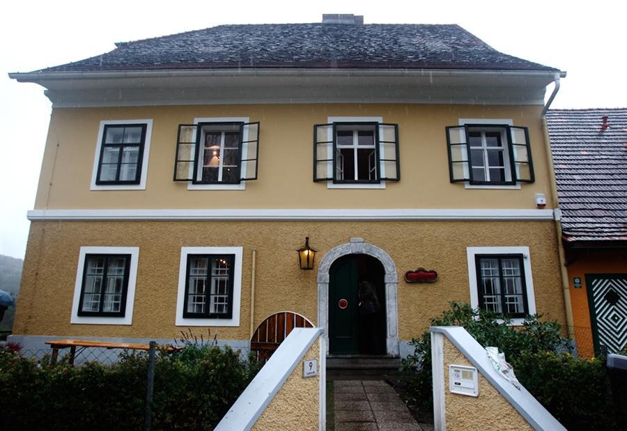 Дом, в котором родился и жил Арнольд Шварценегер в Австрии