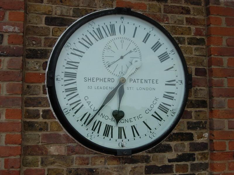 """""""Часы Гринвич"""", Гринвич, Великобритания"""
