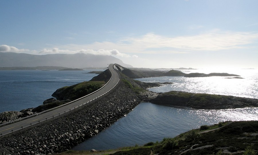 Atlantic Road – Норвегия