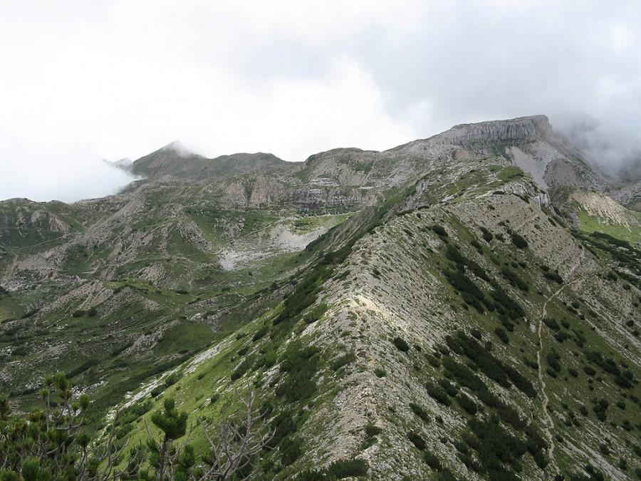 Pasubio – Виченца, Северная Италия