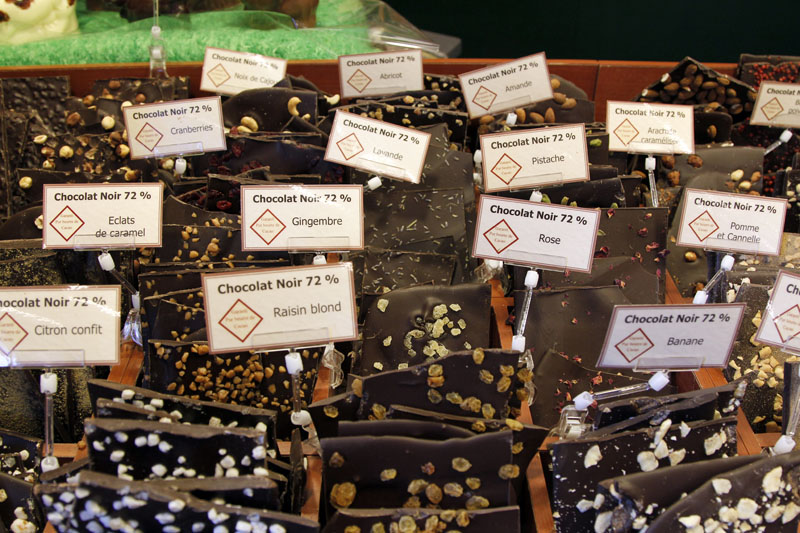 """17-ый Фестиваль шоколада  """"Salon du Chocolat"""" с 20 по 24 октября прошел в Париже"""