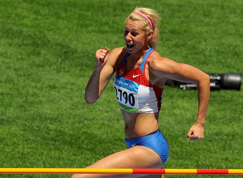 Татьяна Чернова (семиборье) - четвертое место, Россия