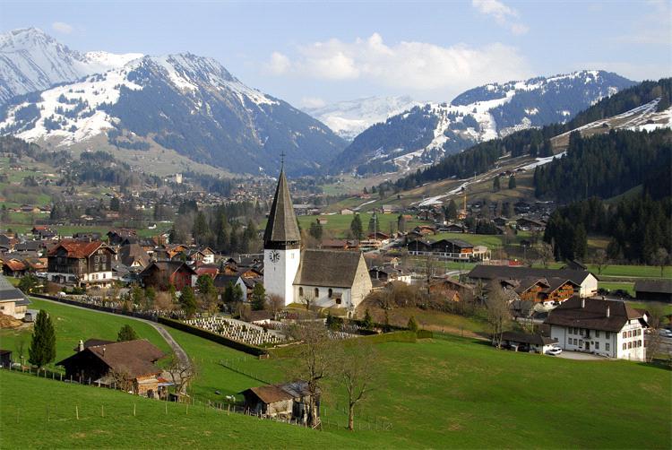 Швейцария сегодня