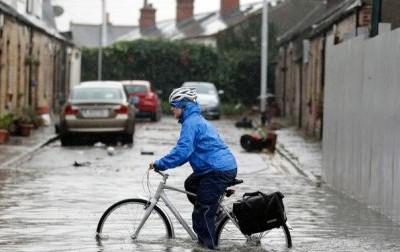 """""""Всемирный потоп"""" в Ирландии"""