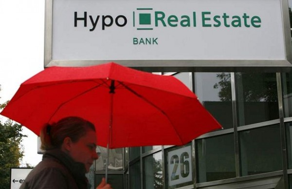 Мюнхенский ипотечный банк Hypo Real Estate был неправильно национализирован в 2009 году