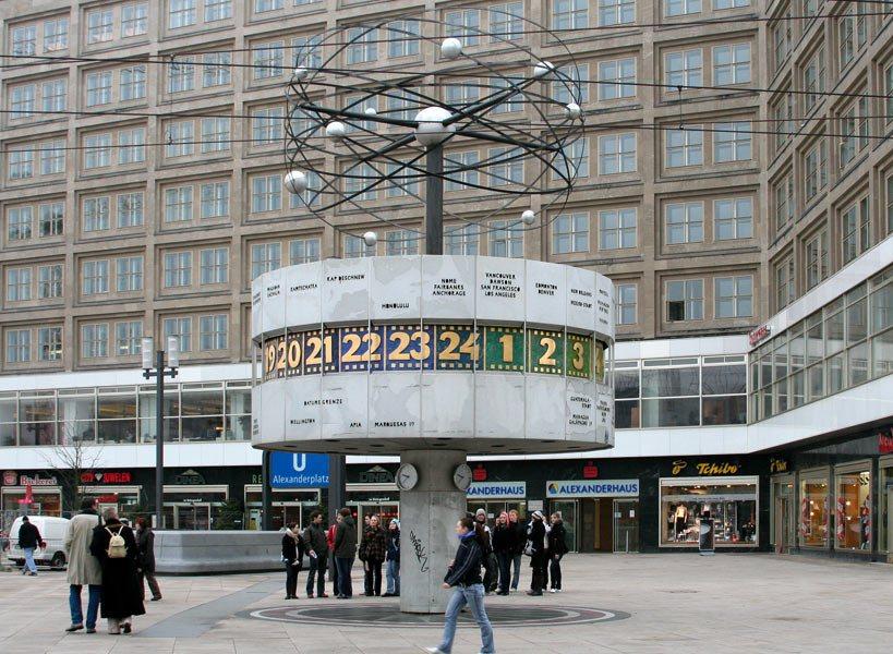"""""""Мировое Время"""", Берлин, Германия"""