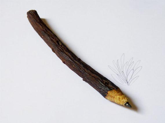 Жевательные карандаши от Cecilia Felli's  – Matitizia