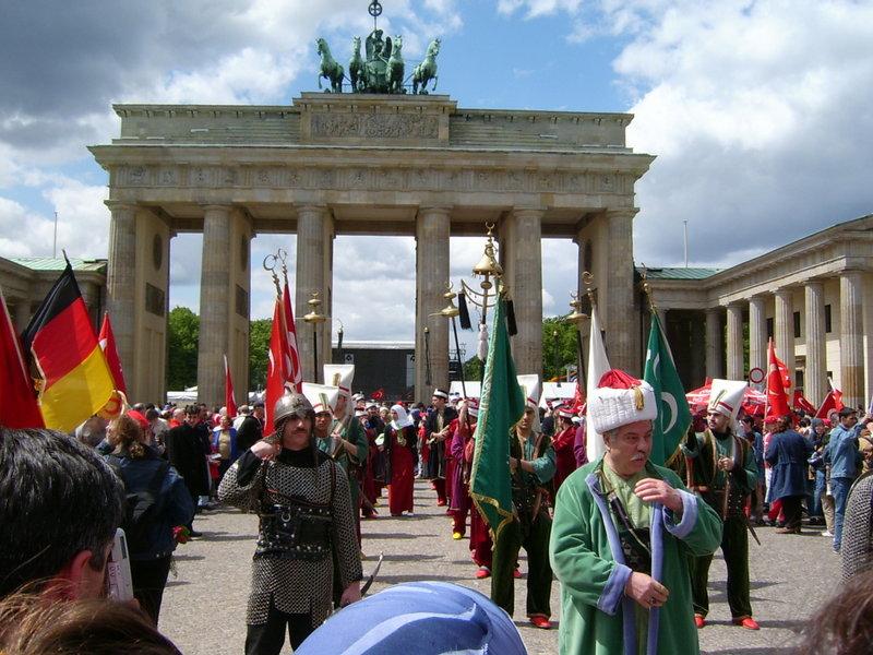30 октября исполняется 50 лет турецкой трудовой миграции в Германии