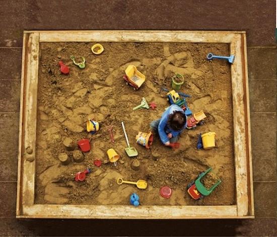 Неправильная песочница