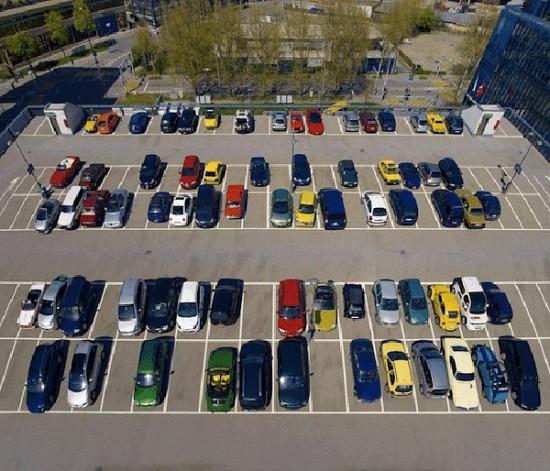 Парковка, в которой нет смысла