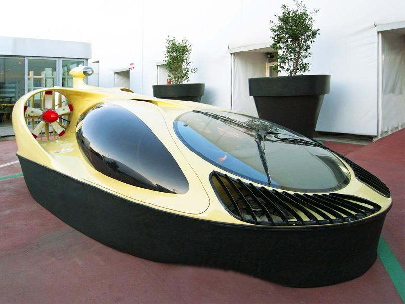 Аэродинамика от Луиджи Колани